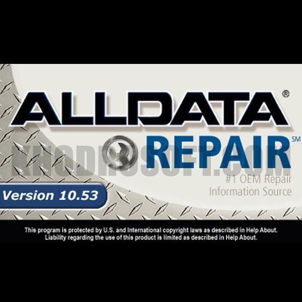 ALLDATA نرم افزار جامع تعمیرات خودرو