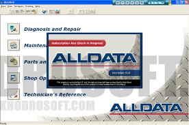 نرم افزار آل دیتا - AllData