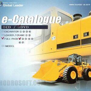 e-catalog - کاتالوگ شماره فنی ماشین سنگین های هیوندا
