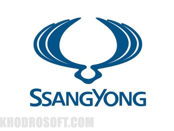 ssangyoung logo