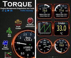 نرم افزار عیب یابی خودرو توسط تلفن همراه اندروید –  Torque Pro