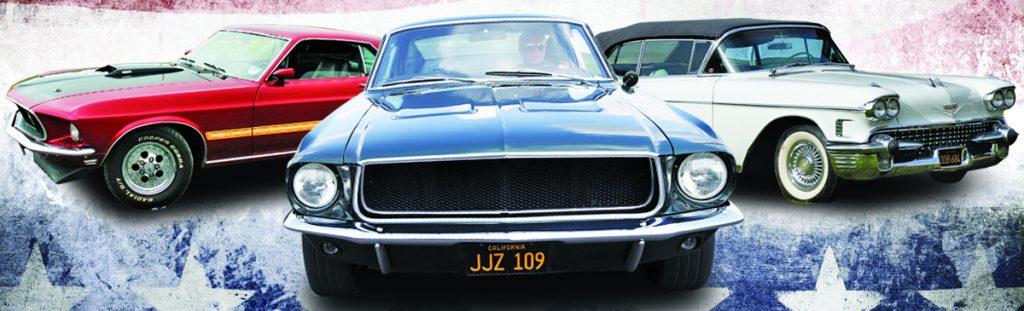 american cars ماشین های آمریکایی