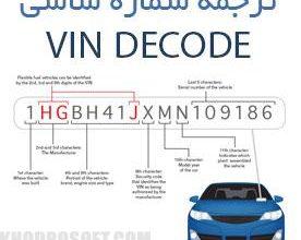 Photo of بدست آوردن اطلاعات خودرو توسط شماره شناسایی یا  VIN بصورت آنلاین