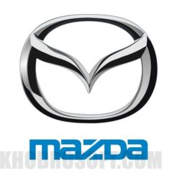 نرم افزار Mazda EPC