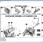 برنامه شماره فنی مزدا - Mazda EPC