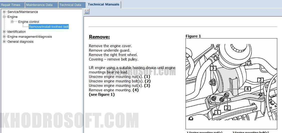 تک داک - اطلاعات تعمیراتی نرم افزار تک داک نرم افزار تک داک – TecDoc – کاتالوگ شماره فنی قطعات خودرو tech data
