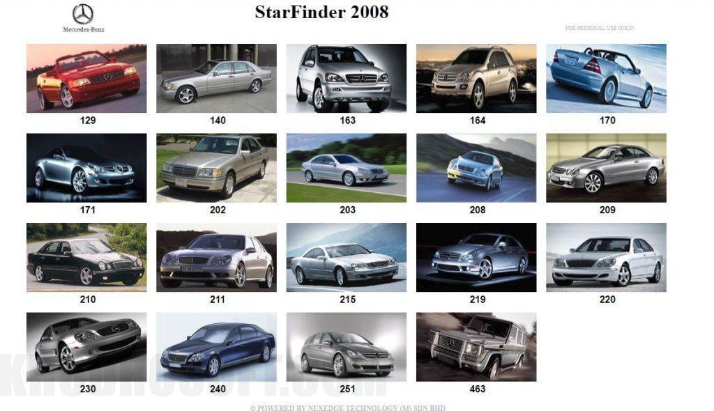 star finder 2008