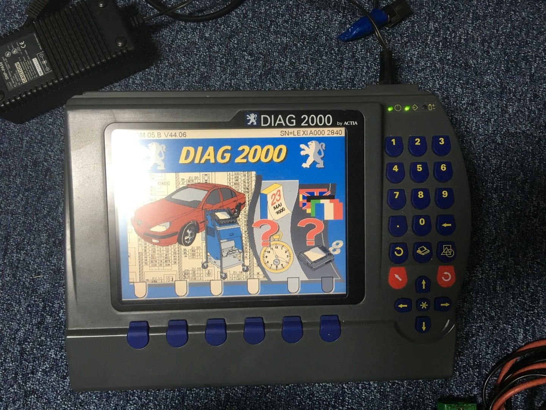diag2000 دستگاه دیاگ دستگاه دیاگ چیست ؟ diag2000