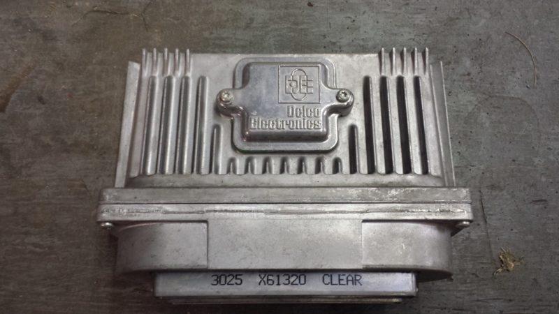 کامپیوتر خودرو یا ECU