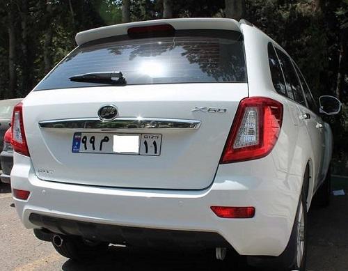 لیفان X60  5 ایراد شایع در خودروهای چینی kgpl59m15txs5z78rm
