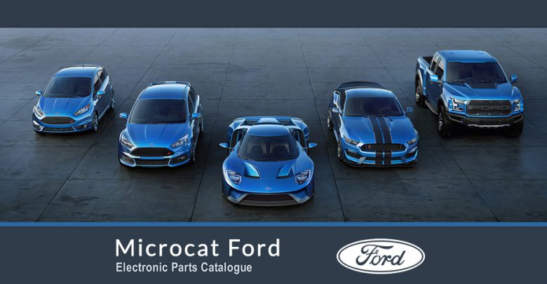 مایکروکت فورد microcat-ford
