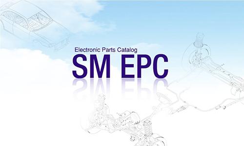 SM EPC Hyundai KIA
