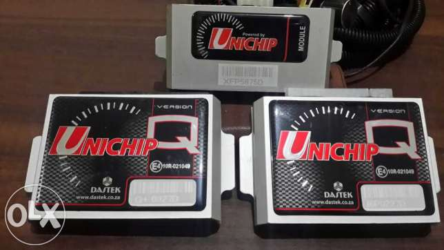 unichip تیونینگ ECU