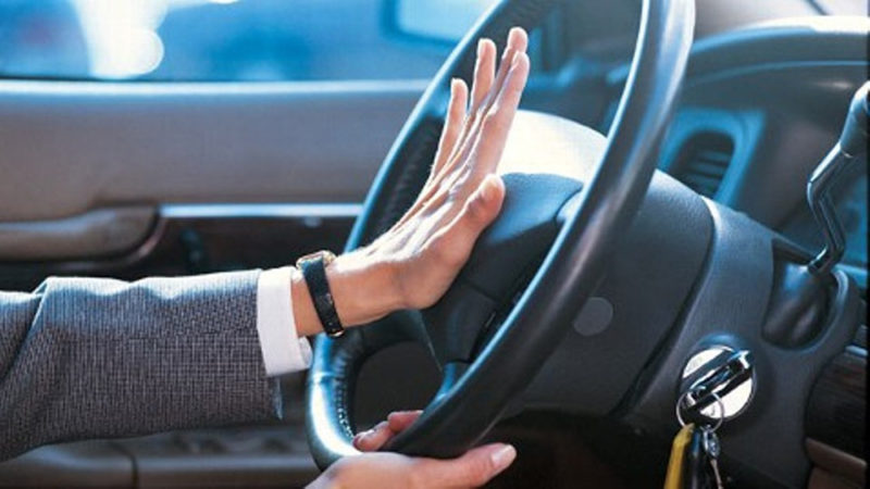 اشتباهات رایج رانندگی در ایران