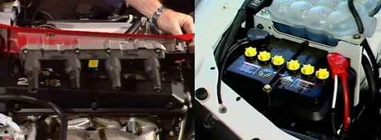 سیستم الکتریکی و الکترونیکی قطعات خودرو دسته بندی قطعات خودرو khodro 14