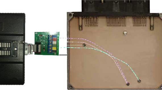 پروگرام کردن ECU پروگرامر ecu پروگرامر  TNM 5000 – دیاگ تی ان ام 5000 Jtag 1