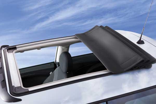 سانروف جمع شونده Folding  سانروف خودرو چیست و چه انواعی دارد ؟ Untitled 1 1
