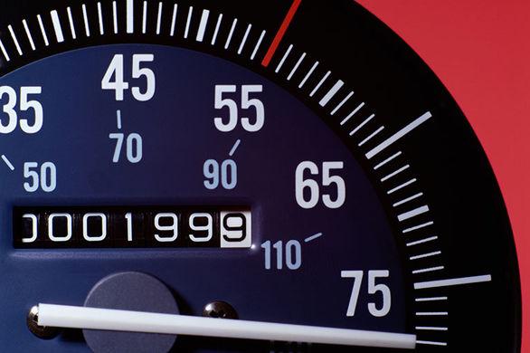 تشخیص کیلومتر واقعی خودرو