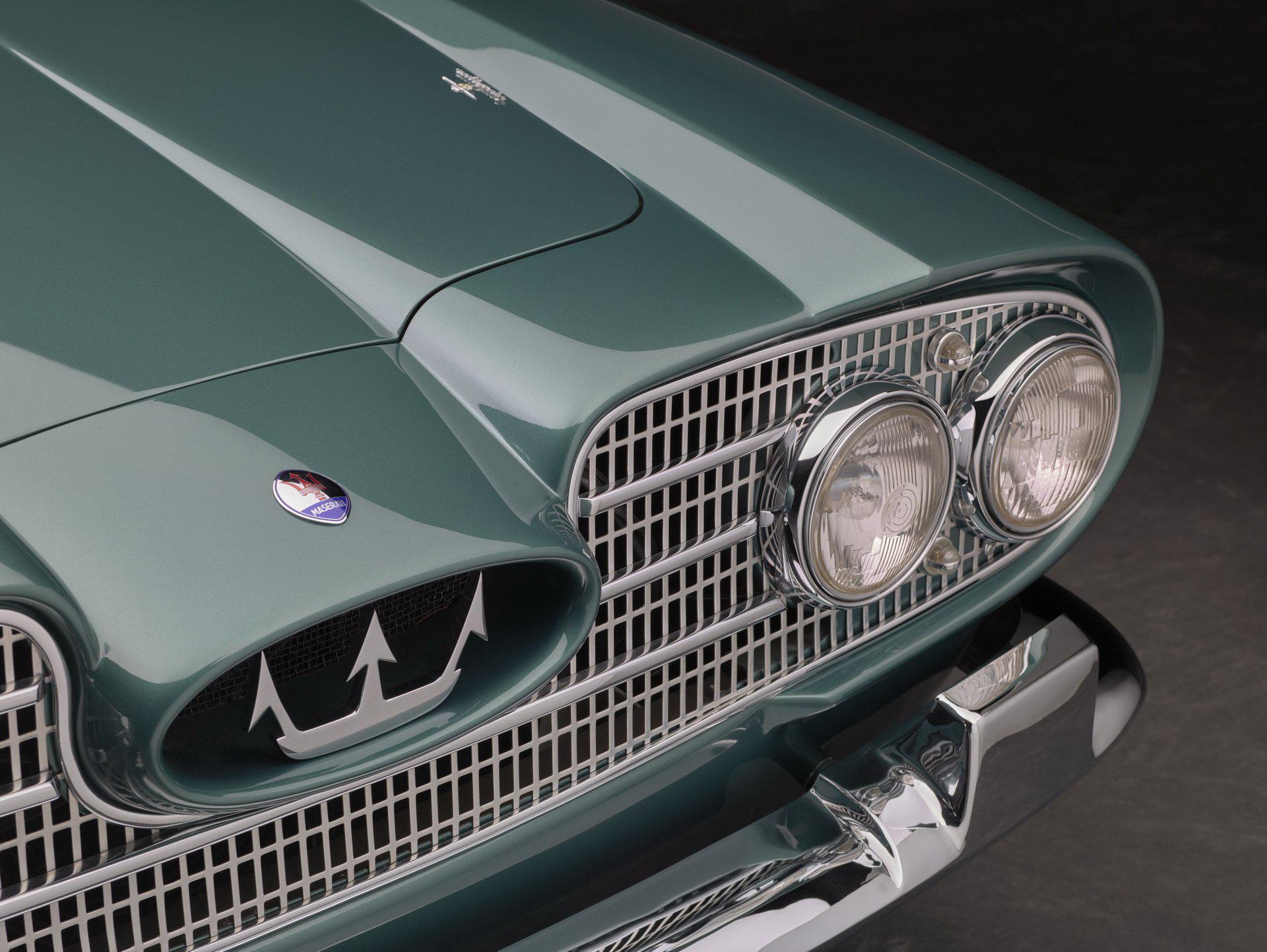 مازراتی ، شاه پارس خودرویی که 60 ساله شد