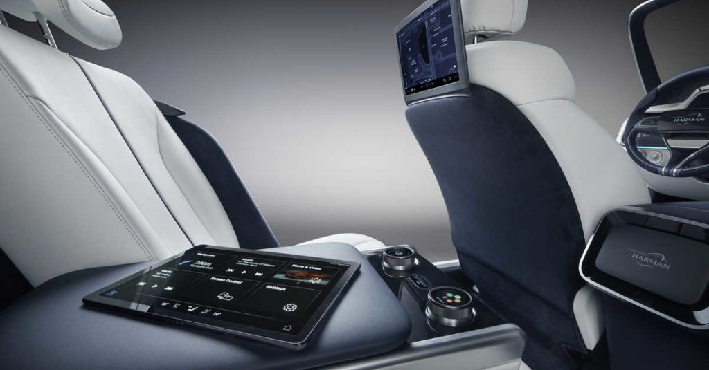 سیستم صوتی هارمن کاردن هارمان کاردن معرفی هارمن کاردن ، تولید کننده سیستم های صوتی حرفه ای خودرو harmen kardon car banner 1024x535