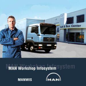 راهنمای تعمیرات مان - MAN WIS