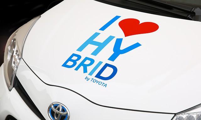 خودروی هیبریدی چیست