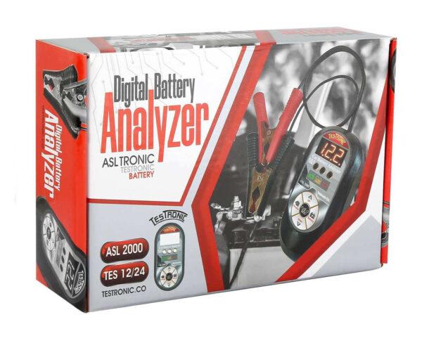 دستگاه تست باطری مدل 3kco-2000