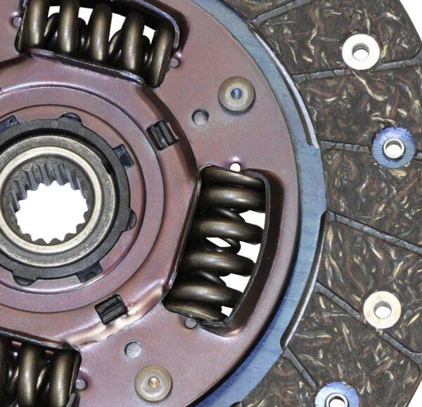 دیسک و صفحه کلاچ سیف صنعت مدل پری دمپر مناسب برای دنا