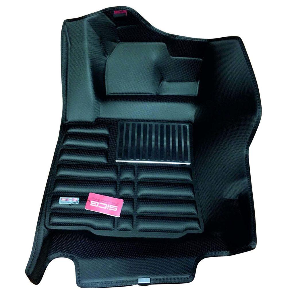 کفپوش سه بعدی خودرو اس آی سی جی مدل CBN مناسب برای تویوتا هایلوکس